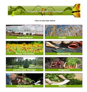 Horticulture Courses and more